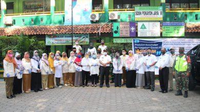 Photo of Walikota Tinjau Empat Sekolah Menjadi Role Model Keberlangsungan KBM di Kota Bekasi