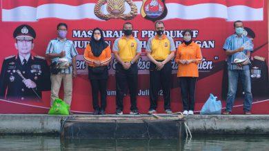 Photo of Kapolda Banten Adakan Panen Raya Ikan dan Baksos Wujudkan Ketahanan Pangan Nasional