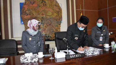 Photo of Raperda Pertanggung Jawaban Pelaksanaan APBD 2019 di Setuju