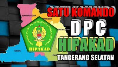 """Photo of DPC HIPAKAD Tangerang Selatan """"Satu Komando"""" Jalankan Sosial, Ekonomi Masyarakat"""