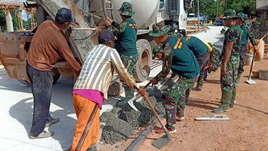 "Photo of Serda Suardi : ""Program TMMD Tidak Ada Tujuan Lain Kecuali TNI Mengabdi dan Membangun Bersama Rakyat"""