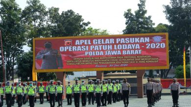 Photo of Polda Jabar Gelar Operasi Patuh Lodaya Untuk Meningkatkan Kesadaran, Kepatuhan dan Kedisiplinan Masyarakat
