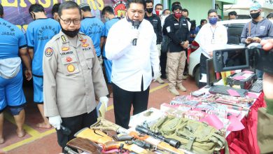 Photo of Pelaku Pencurian Terhadap Beberapa Mini Market di Wilayah Hukum Polda Jabar Berhasil Diringkus