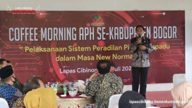 Photo of Aparat Penegak Hukum Kabupaten Bogor Tingkatkan Koordinasi melalui Sarapan Pagi