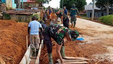 Photo of Tinggal Menghitung Hari, Proyek TMMD Kodim 0316/Batam Akan Rampung