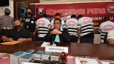 Photo of Tersangka Tindak Pidana Perdagangan Orang Berhasil Diamankan Dit Reskrimum Polda Kepri