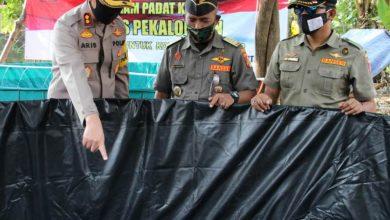 Photo of Dukung Ketahanan Pangan, Polres Pekalongan Beri Bantuan 25.000 Bibit Ikan Lele