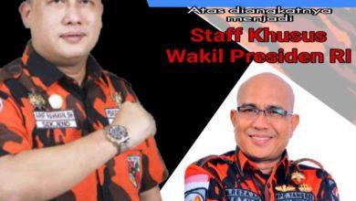 Photo of Arief Rahman SH Terpilih Sebagai Staf Khusus, Ketua PP Tangsel M. Reza A'O Ucapkan Selamat