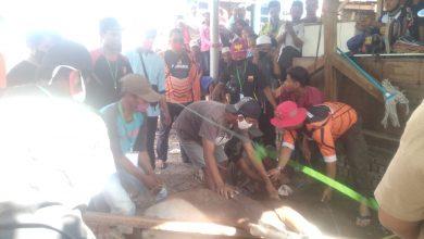 Photo of Wadau, Curhat Warga Pelosok Pantai Harapan Jaya Baru Merasakan Dapat Daging Kurban