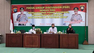Photo of Polda Kepri Gelar FGD Demi Upaya Menangkal Paham Radikalisme, Terorisme dan Sparatisme