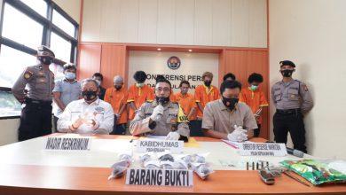Photo of Dit Resnarkoba Polda Kepri Berhasil Ungkap Kasus Narkotika Jenis Sabu dan Disertai Senjata Api