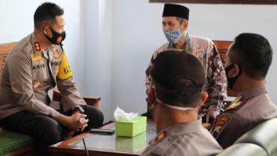Photo of Jelang Pilkada 2020, Kapolres Pekalongan Silaturahmi dengan PCNU