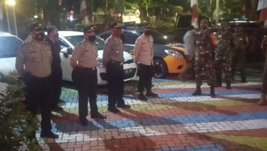 Photo of Polsek Kebon Jeruk Bersama Tiga Pilar Patroli Mobile