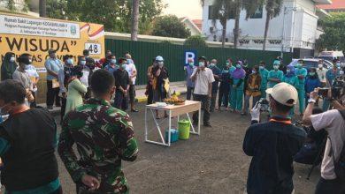 Photo of Sudah 1.105 Orang Pasien Covid-19 Sembuh di RS Darurat Lapangan