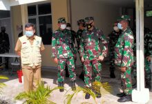 Photo of Kapuskes TNI Lakukan Kunker ke RSKI Covid-19 Pulau Galang