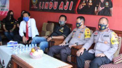 Photo of Jelang Pilkada Tahun 2020, Kapolres Pekalongan Silaturahmi Ke Ormas Lindu Aji Kab.Pekalongan