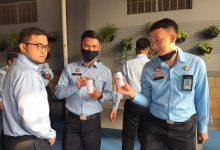 Photo of Tingkatkan Imunitas Tubuh, WBP dan Pegawai Lapas Narkotika Gunung Sindur Dapat Asupan Gizi