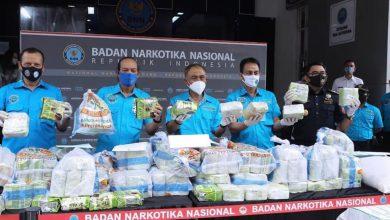 Photo of Merdeka, BNN Berhasil Mengungkap Penyelundupan Sabu dan Ganja Jelang Hari Kemerdekaan RI