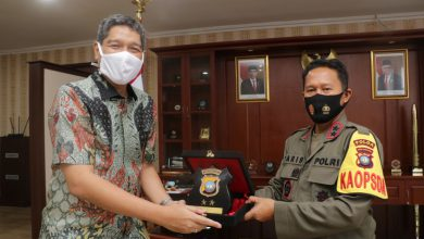 Photo of Kapolda Kepri Terima Kunjungan Audiensi dari PT. Timah Kepri dan Riau