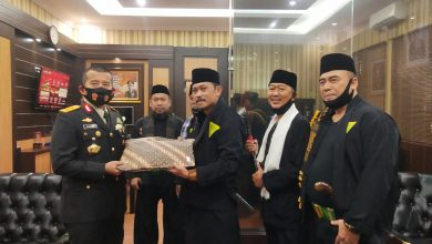 Photo of Kapolda Banten Terima Kunjungan Ketua Umum PPSI dan DPW Prov. Banten