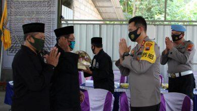 Photo of Jelang Pilkada Serentak, Kapolres Pekalongan Jalin Silaturahmi Dengan Ketua PSHT