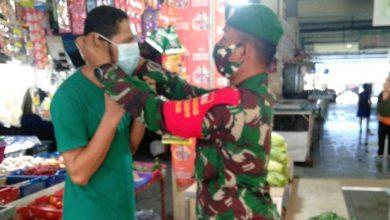 Photo of Serda Santoso Lakukan Pengawasan Penerapan Protokol Kesehatan di Pasar Botania 2