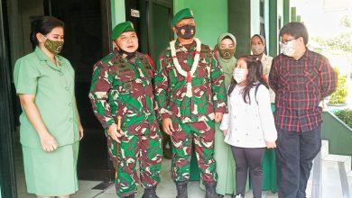 Photo of Setijab Dandim 0509/Kabupaten Bekasi