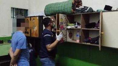 Photo of Cegah Gangguan Keamanan dan Ketertiban, Lapas Cibinong Gelar Razia di Blok Hunian
