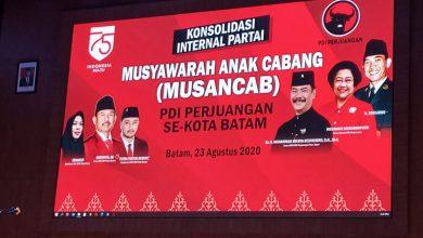 Photo of PDI P Kota Batam Gelar Konsolidasi Internal Partai Musancab