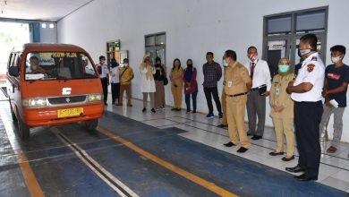 Photo of Permudah Layanan Pembayaran Uji Kendaraan, Pemkab Launching E-KIR