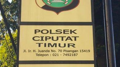 Photo of Resmi, Nomenklatur Polsek Ciputat Berganti Menjadi Polsek Ciputat Timur