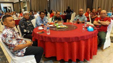 Photo of Brigjen TNI John Sihombing Gelar Silaturahmi dan Makan Malam Bersama Dengan Tokoh Toga Sihombing Se-Kota Batam