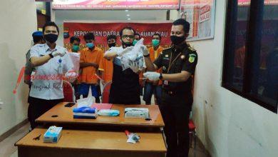 Photo of Ditresnarkoba Polda Kepri Musnahkan Sabu Sebanyak 1.098,77 Gram