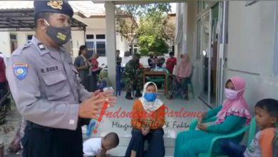 Photo of Cegah Covid-19, Tiga Pilar Pekalongan Selatan Gelar Penertiban Penggunaan Masker