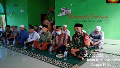 Photo of Serda Alex Dampingi Pengurus Masjid Peringati Tahun Baru 1 Muharram