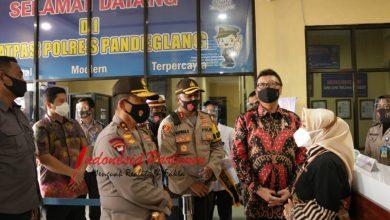 Photo of Kapolda Banten Dampingi Menpan RB Tinjau Kesiapan Pelayanan Publik di Polres Pandeglang