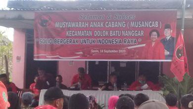 Photo of Samsul Bahri Ketua PAC PDIP Kec. Dolok Batu Nanggar Periode 2019 -2024