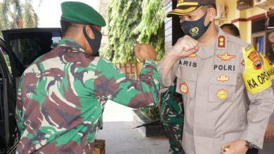 Photo of Jalin Sinergitas, Komandan Brigif 4/Dewa Ratna Tegal Kunjungi Mapolres Pekalongan