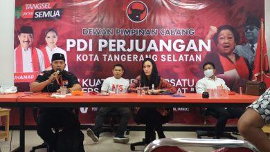 Photo of Jelang Pilkada 2020, DPC PDI Perjuangan Tangsel Gelar Bimtek Kordinator TPS