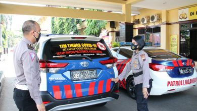 Photo of Polres Pekalongan Launching Mobil Dinas Tindak Covid-19