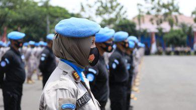 Photo of Indonesia Berikan Penghargaan Kepada Pasukan Perdamaian Polri yang Berhasil Melaksanakan Didaerah Konflik Dunia
