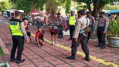 Photo of Upaya Pendisiplinan Protokol Kesehatan Terus Dilakukan Oleh Polres Pekalongan