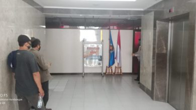 Photo of Ruangan Balai Wartawan Kantor Administrasi Jakbar Masih Terkunci, Ada Apa?