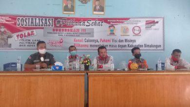 Photo of Pemkab Simalungun Sosialisasi Pilkada Sehat