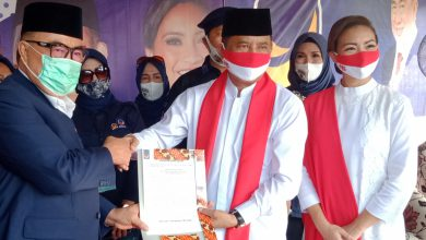 Photo of Muhammad-Saraswati Resmi Diusung Partai Nasdem di Pilkada Tangsel 2020