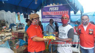 Photo of Peduli Sesama, PBB DPC Kota Batam Bersama Seluruh PAC Beri Bantuan Kepada Korban Kebakaran