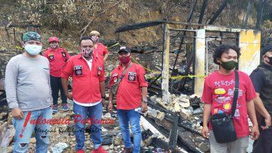 Photo of Miris, Begini Penampakan Lokasi Kebakaran yang Dikunjungi PBB Kota Batam