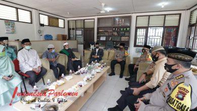 Photo of Kapolda Kepri Lakukan Kunjungan Silaturahmi Kamtibmas ke Yayasan Darul Falah