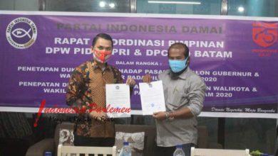 Photo of PID Kepri Tetapkan Dukungan Terhadap Paslon Pada Pilgub dan Pilwako Periode 2020-2025