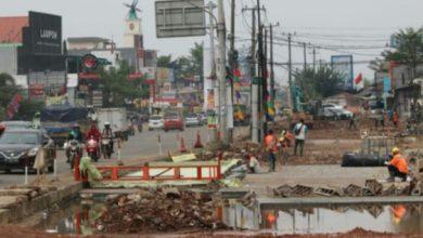 Photo of Tahun Ini, DPU Tangsel Benahi 2 Ruas Jalan